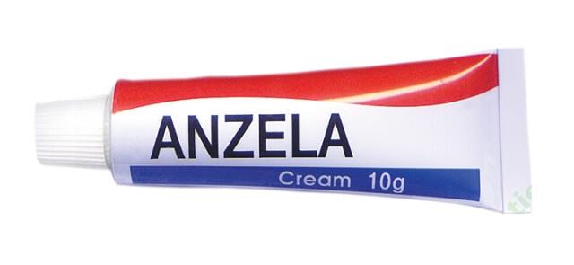 Thuốc trị sẹo mụn anzela