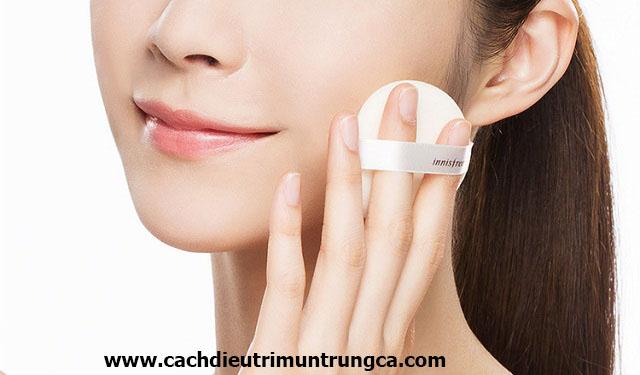 Chăm sóc da sau khi sử dụng dầu oliu trị mụn
