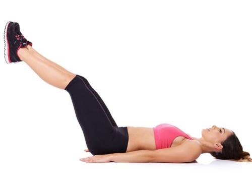 Kết quả hình ảnh cho bài tập nâng chân