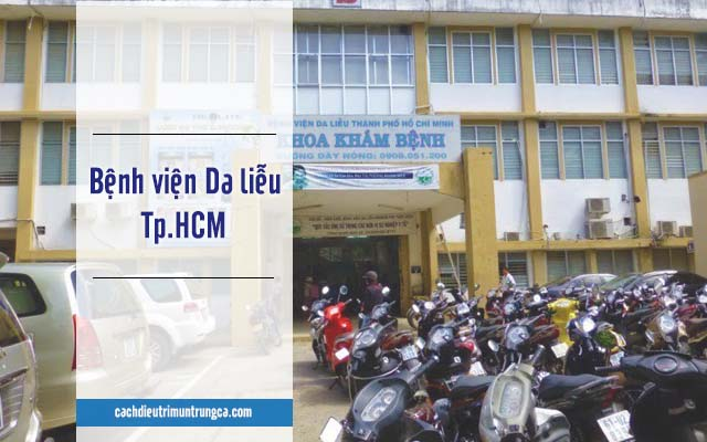 lích khám trong và ngoài giờ của bệnh viện Da liễu Tp.HCM