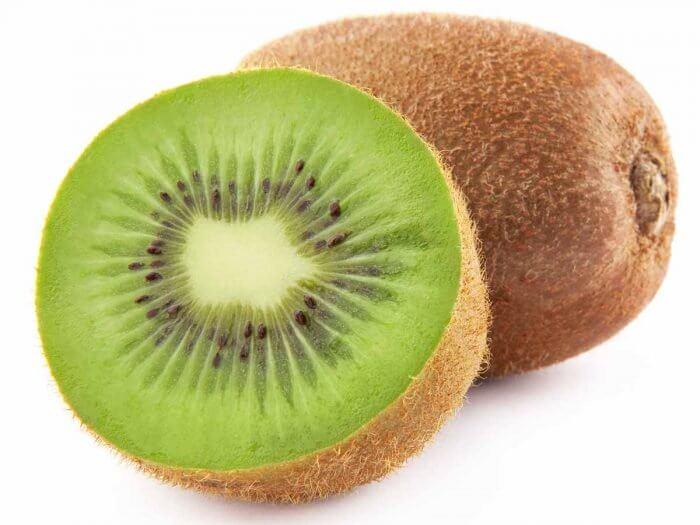 Quả kiwi -Loại trái cây là địch thủ của mụn