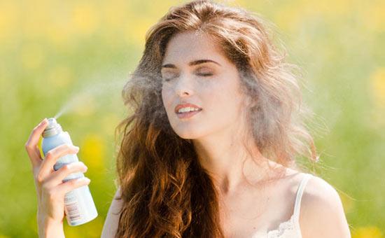 Trường hợp thuộc kiểu da dầu có nên dùng xịt khoáng hay không?