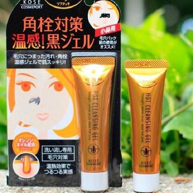 Kem lột mụnKose Softymo Cleansing của Nhật Bản