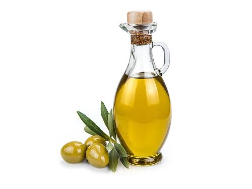 Trị sẹo lồi do mụn trứng cá bằng dầu olive