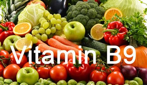 Vitamin B9 thổi bay mụn trứng cá