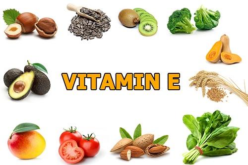 Vitamin E thổi bay mụn trứng cá
