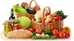 Chế độ ăn uống cho người da nhờn
