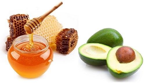 Mặt nạ trị mụn từ quả bơ và mật ong