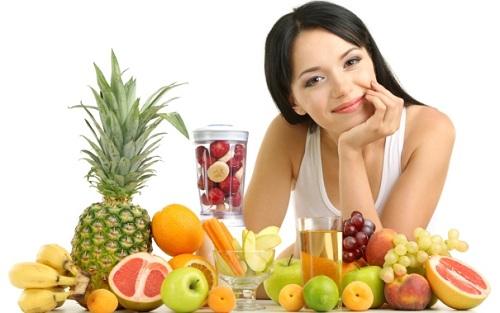 Ăn uống là cách chăm sóc da mặt mỏng và nhạy cảm
