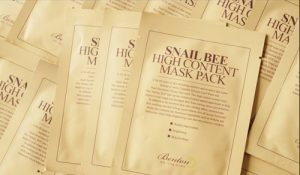 Benton Snail Bee Hight Content Mask Pack