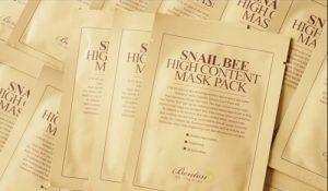 Benton Snail Bee Hight Content Mask Pack
