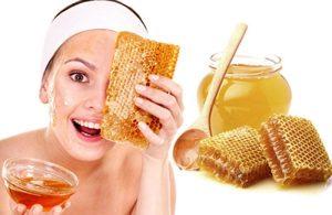 Trị sẹo thâm bằng mật ong