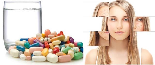Tác dụng phụ của thuốc tân dược trong điều trị mụn trứng cá