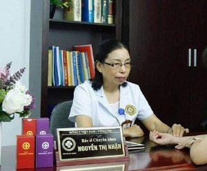 Bác sĩ Nguyễn Thị Nhặn